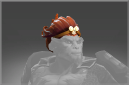 Dota 2 -> Item name: Mask of the Demon Trickster -> Modification slot: Голова