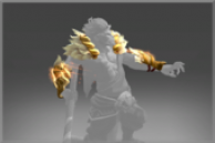 Dota 2 Skin Changer - Pauldrons of the Demon Trickster - Dota 2 Mods for Monkey King